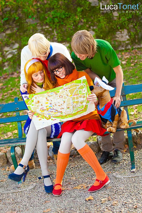 Scooby Doo cosplay ~ by ~Lacchanya