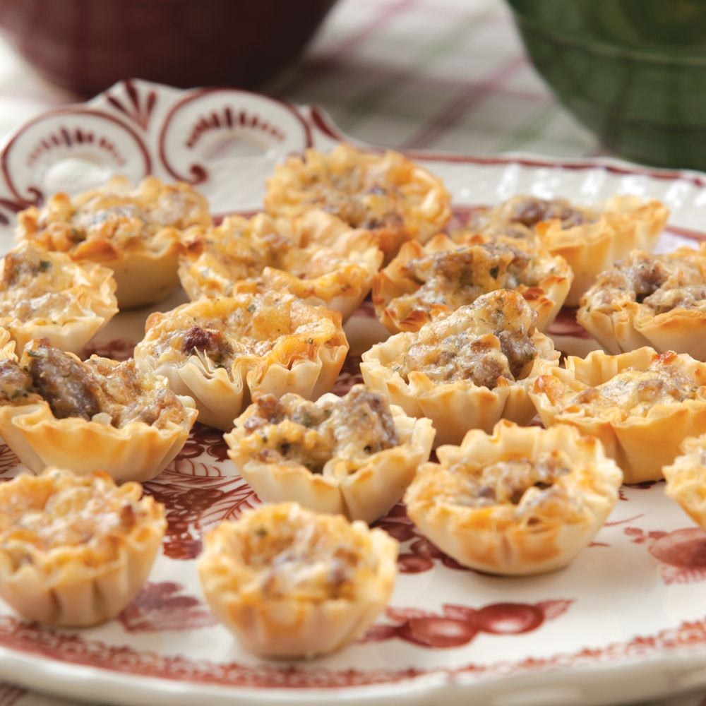 These Yummy Sausage Cups Are The Perfect Morning Treat Easy To Grab And Go