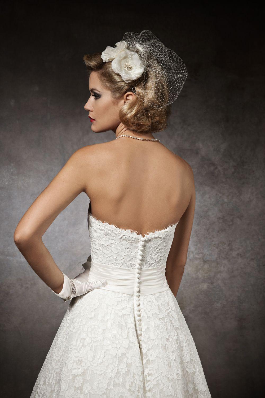 Justin alexander wedding dresses style strapless alencon