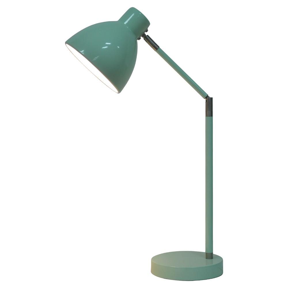 Desk Task Lamp Mint Includes Cfl Bulb Pillowfort Modern Desk Lamp Task Lamps Lamp