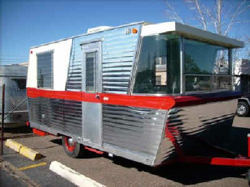 1960 Holiday House Vintage Travel Trailers Vintage Camper Vintage Trailers