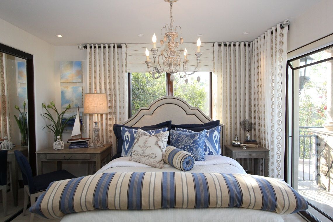 Best La Jolla Luxury Bedroom 1 Before And After Robeson Design 400 x 300