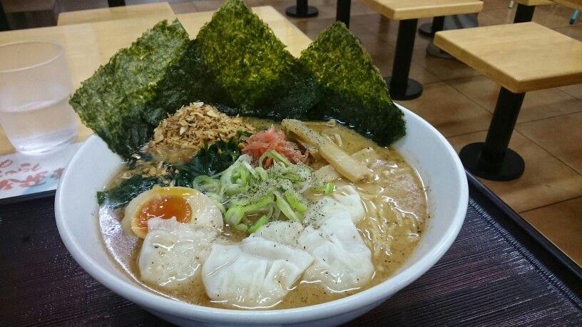 糸魚川 とんた  とんこつ魚介ラーメン