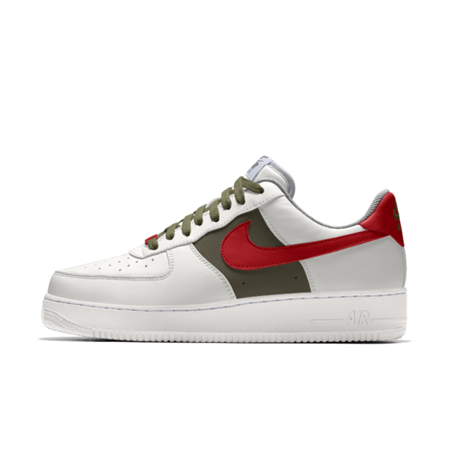 Nike Air Force 1 (Gucci Edition) Sko til mænd, Nike air