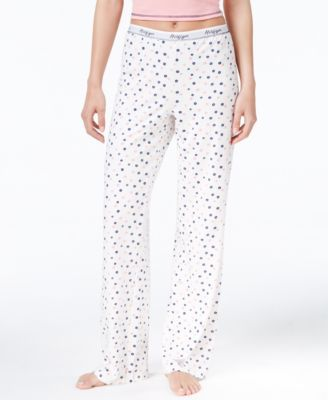 TOMMY HILFIGER Tommy Hilfiger Plus Size Pajama Pants. #tommyhilfiger #cloth # pajamas