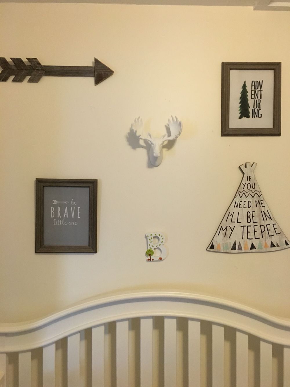 wall collage frames walmart arrow hobby lobby moose head hobby lobby art in