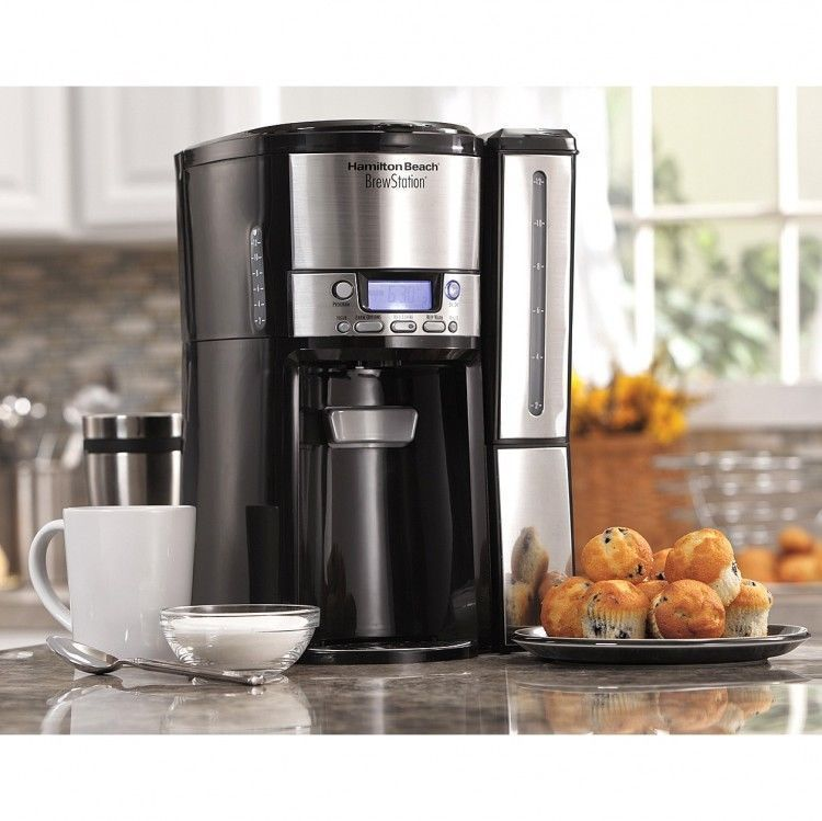 Icymi 12 Cup Programmable Coffee Maker Brewing Machine Dispensing