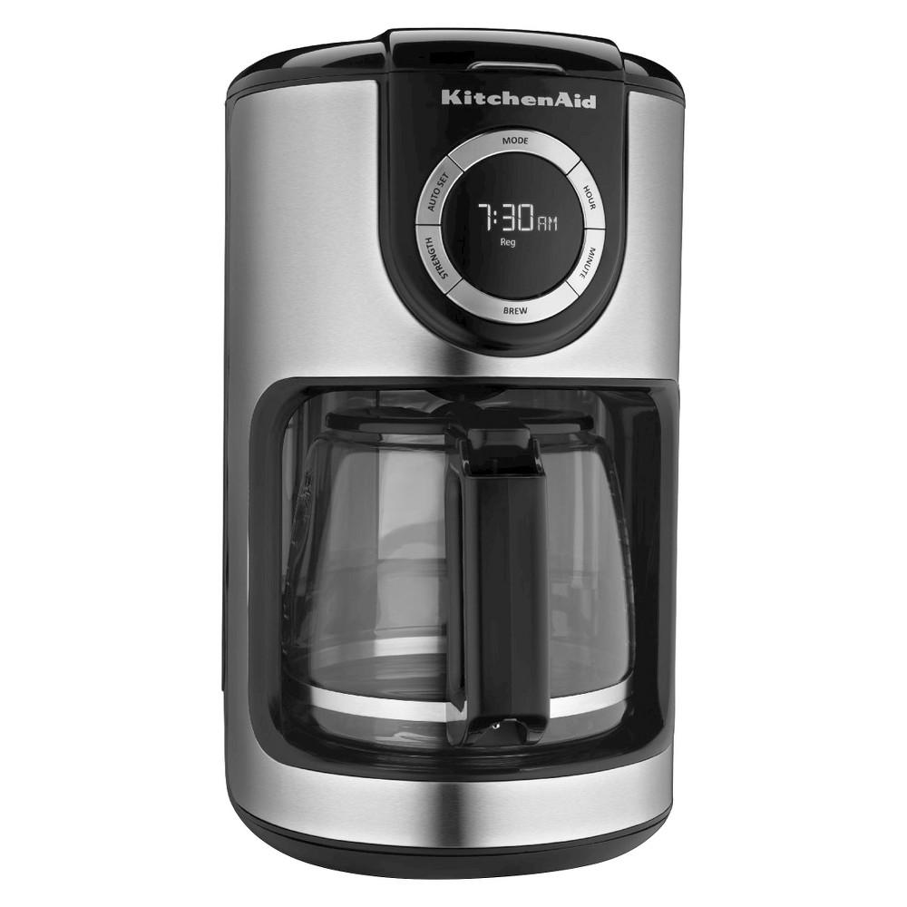Kitchenaid 12cup coffee maker closeout kitchen aid