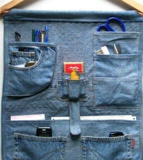 wood hanger and jeans for storage - www.hdbroad.com