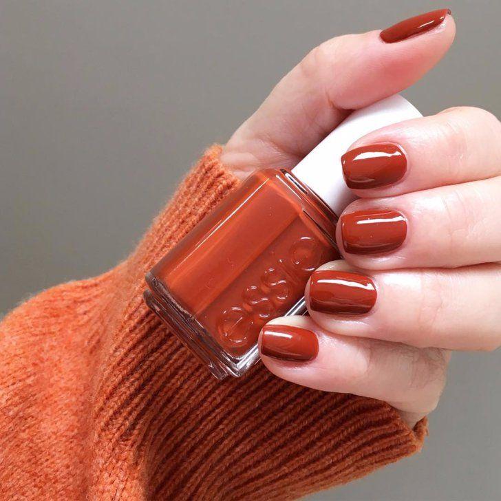 Essie — Playing Koi | Autumn nails, Autumn and Makeup