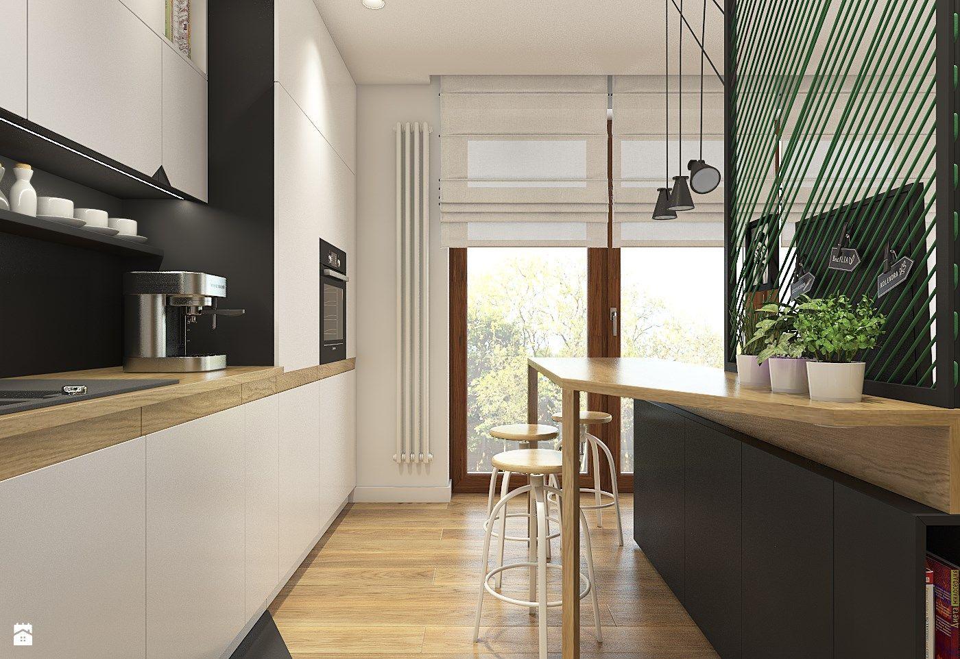 Kuchnia styl nowoczesny zdjęcie od werdhome kuchnia styl