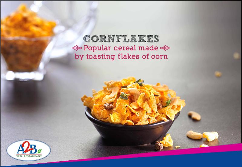 A2B Brand Corn Flakes