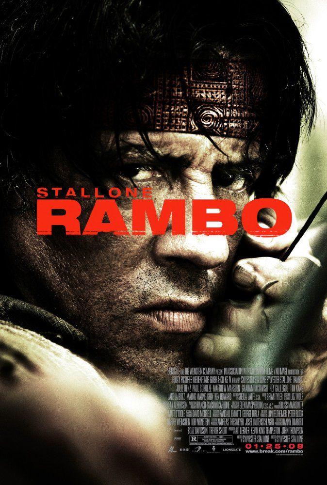 John Rambo (2008)   Favorite Movies   Hd movies, Streaming ...