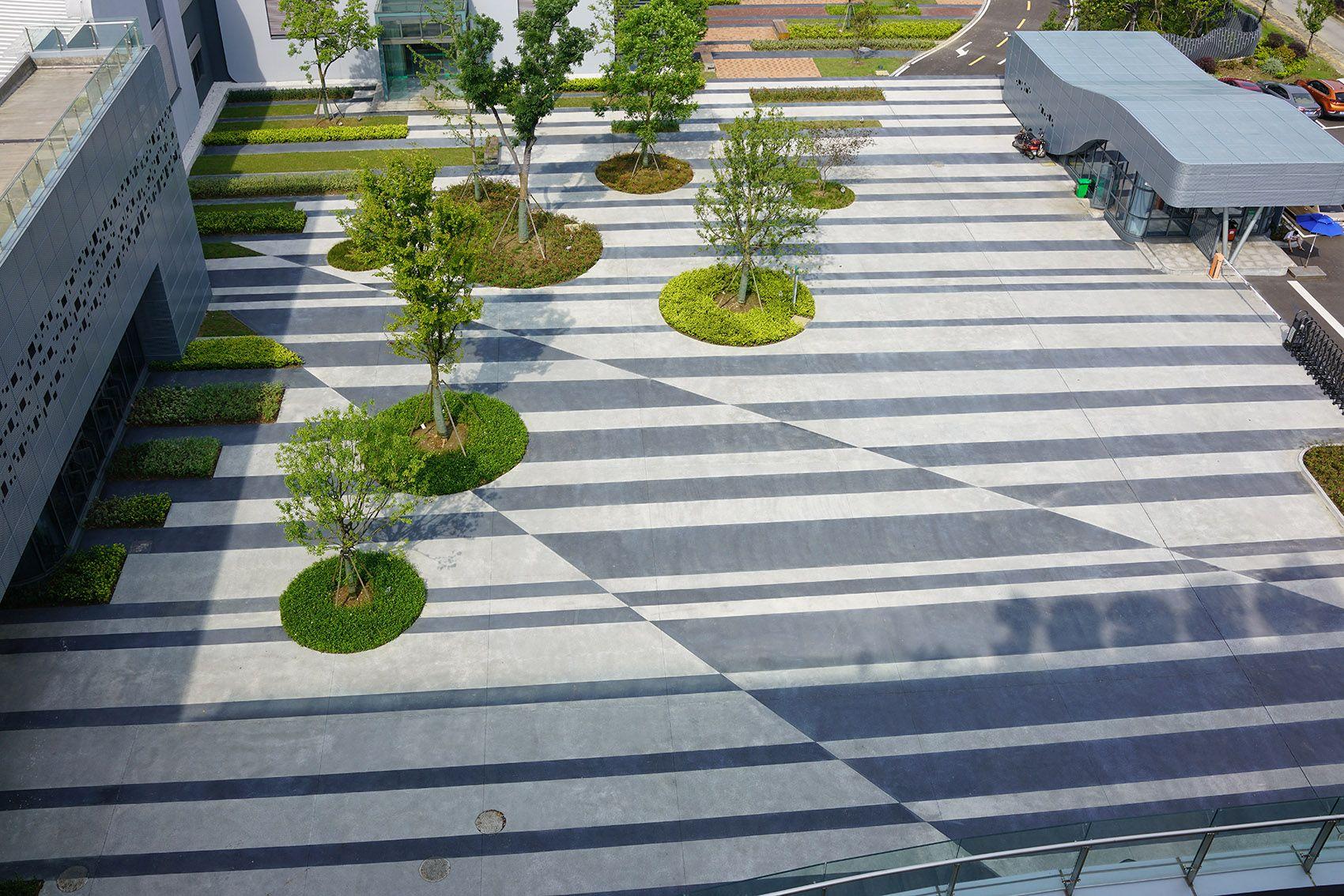 pam - groen plein landscape