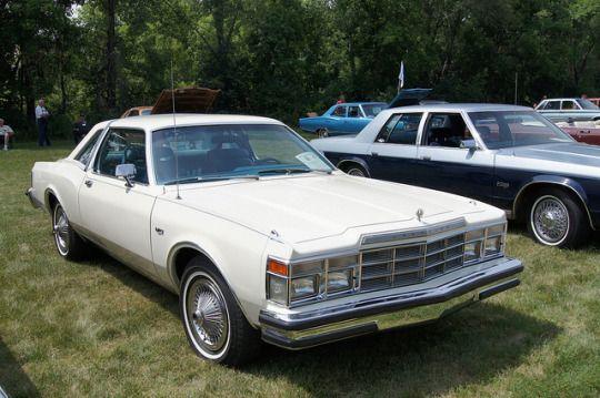 77 Chrysler Lebaron