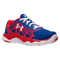 Boys\u0026#39; Preschool Under Armour Engage Running Shoes | Finish Line | Blue/Red/White | Shoes | Pinterest | Under Armour, Armour and Preschool