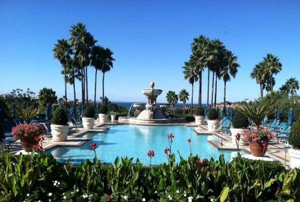 St Regis Hotel Monarch Beach In Dana Point California