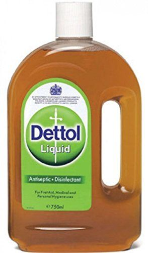 Dettol Topical Antiseptic Liquid 254 Oz Pack Of 4 You Can Find
