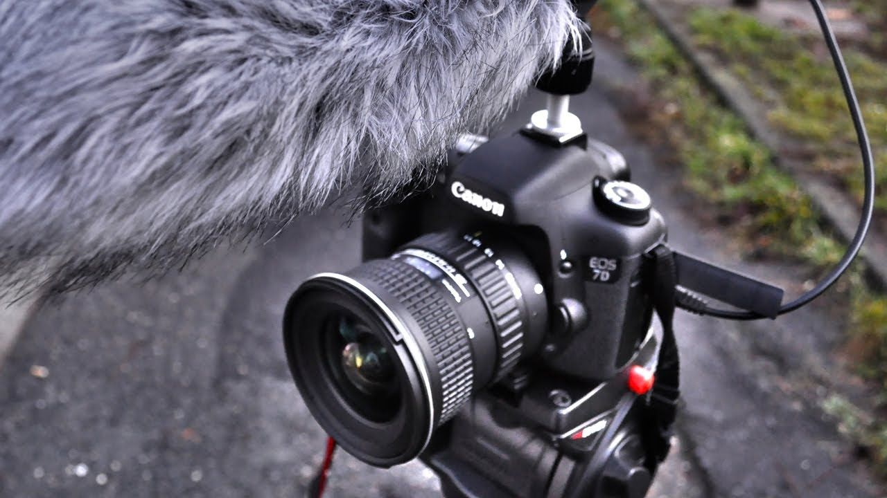 DSLR Tutorial: How to shoot a documentary & what gear to ...