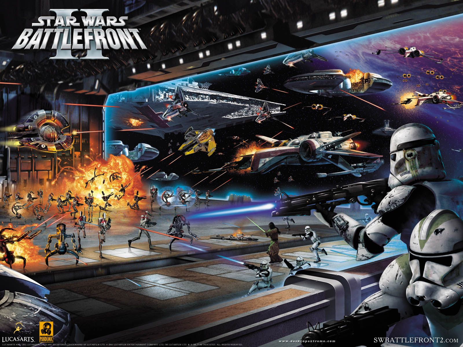 Star Wars Battle Front Ii Star Wars Wallpaper Star Wars Battlefront Battlefront