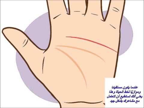 قراءة الكف بأسلوب علمي Palmistry Scientific Manner Palm Reading