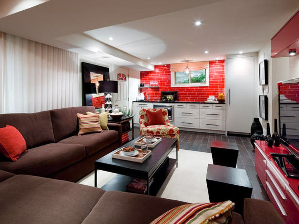 Marvelous 10 Chic Basements Makeover Idea 2, Photo 10 Chic