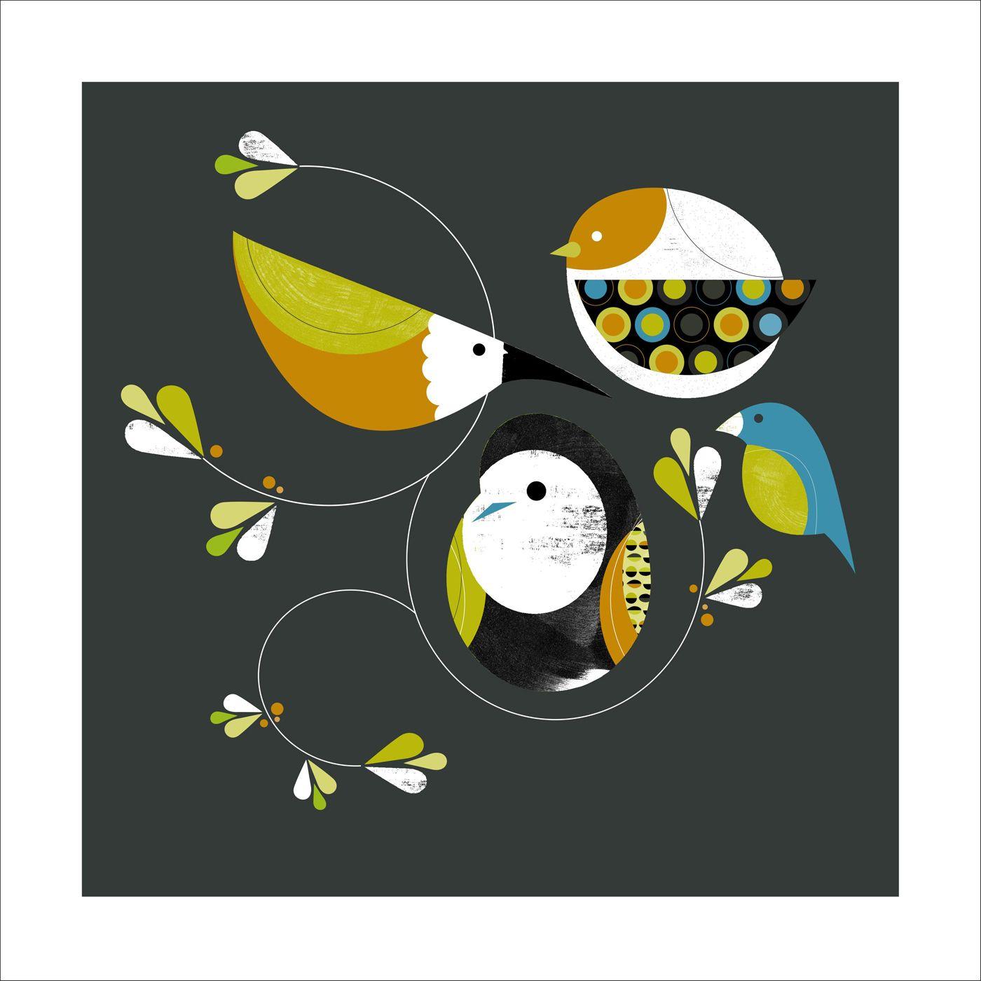 Birds on the Vine : 2010