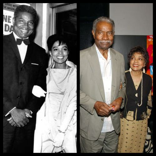 <0>Ossie Davis  Ruby Dee. Both are no longer with us. Ossie in 2005 at the age of 88 and Ruby June 11, 2014 at the age of 91. They were married 57 years and their careers spanned 70 years. We have lost two truly great American talents.