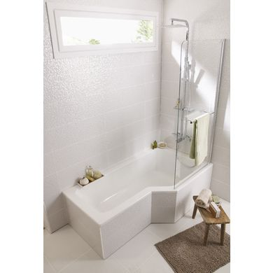 baignoire douche droite toplax audace droite audace baignoires et droit. Black Bedroom Furniture Sets. Home Design Ideas
