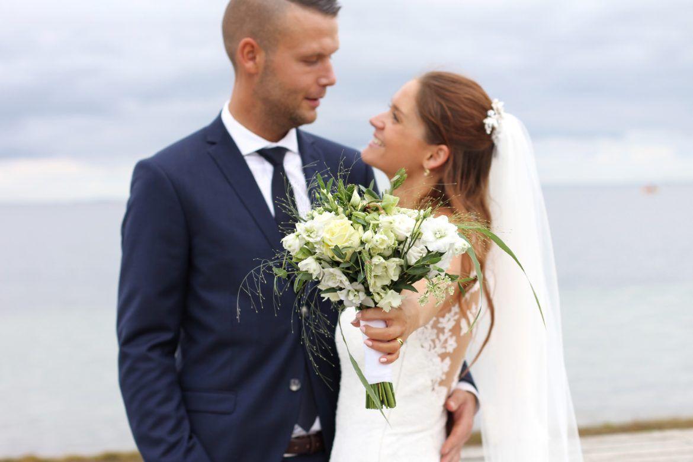 Min brudebuket – Kaffe og kjoler