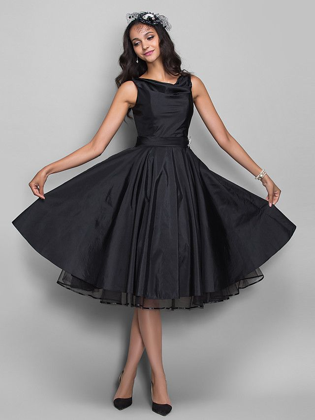 Homecoming Cocktail Party Dress