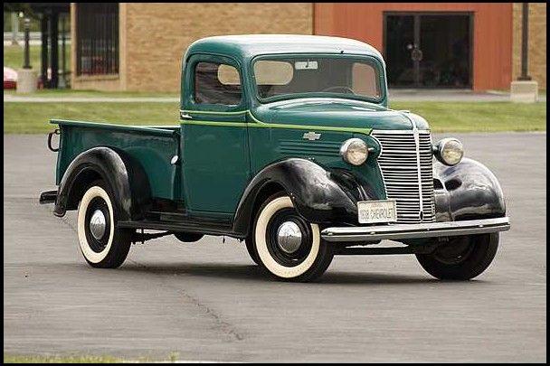 1938 Chevrolet 1 2 Ton Mecum Auctions Classic Cars Trucks