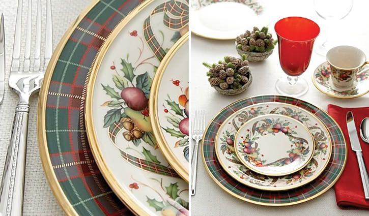 Cool Tartan Dinnerware Ideas - Best Image Engine - tagranks.com & Cool Tartan Plaid Christmas Dishes Photos - Best Image Engine ...