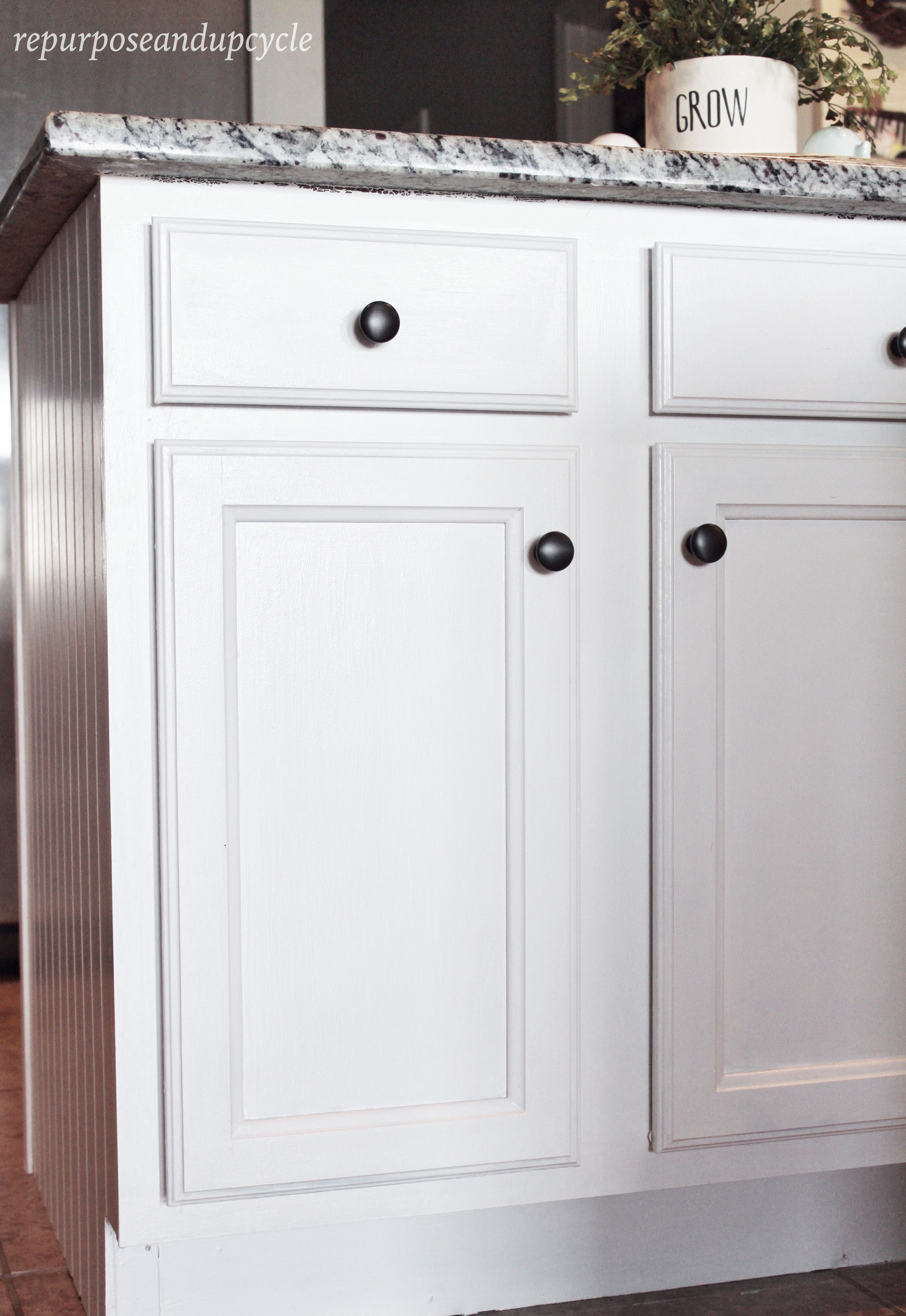 PAINTING LAMINATE CABINETS - repurpose and upcycle ...