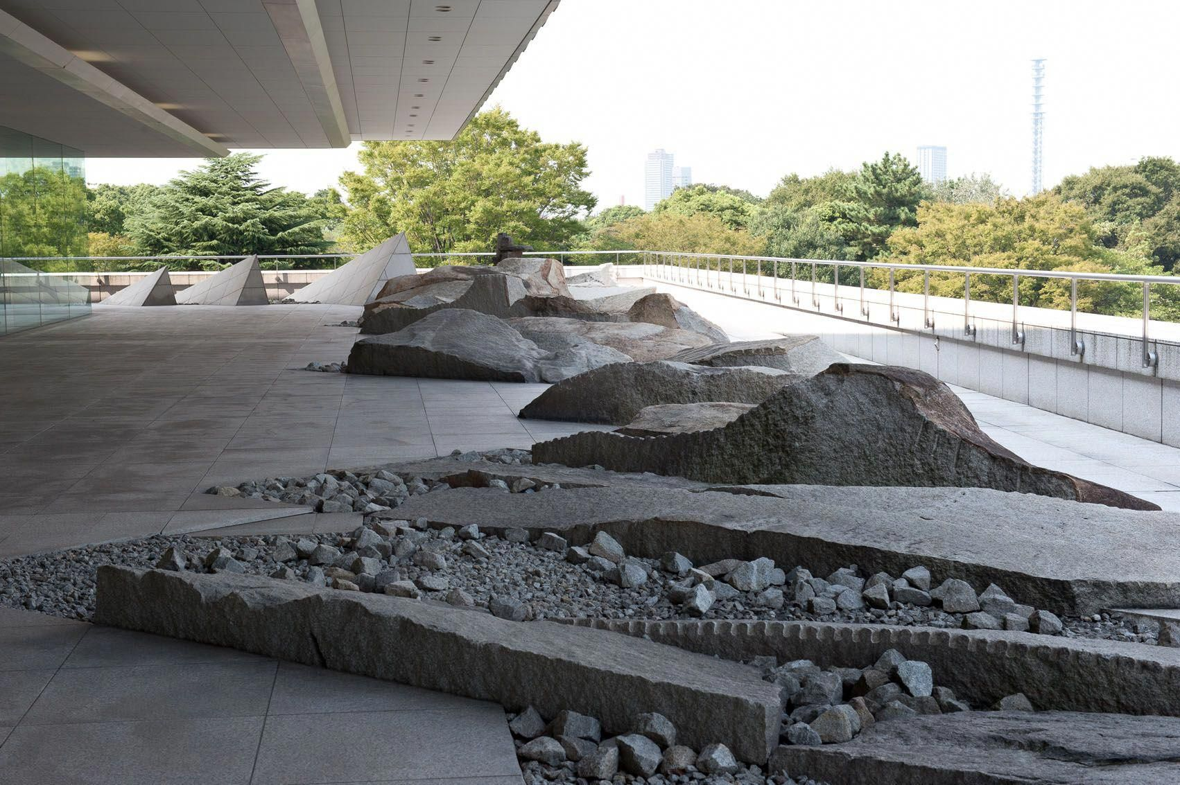Canada S Hanging Garden Of Stone In Japan The Japan Times Modernlandscapedesign Modern Landscape Design Zen Garden Design Gardens Of Stone