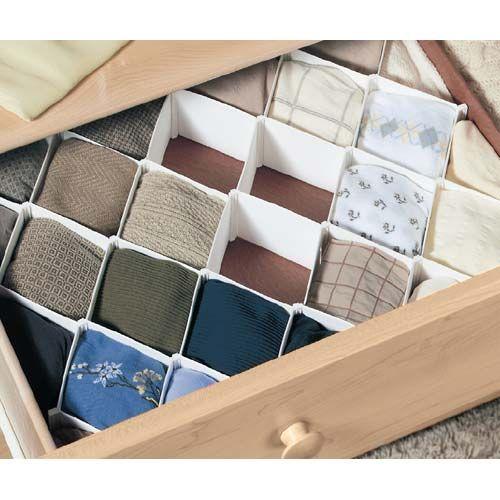 Divisores de tela para cajones telas pinterest - Cajones de tela ikea ...