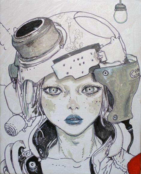 Katsuya Terada sketch