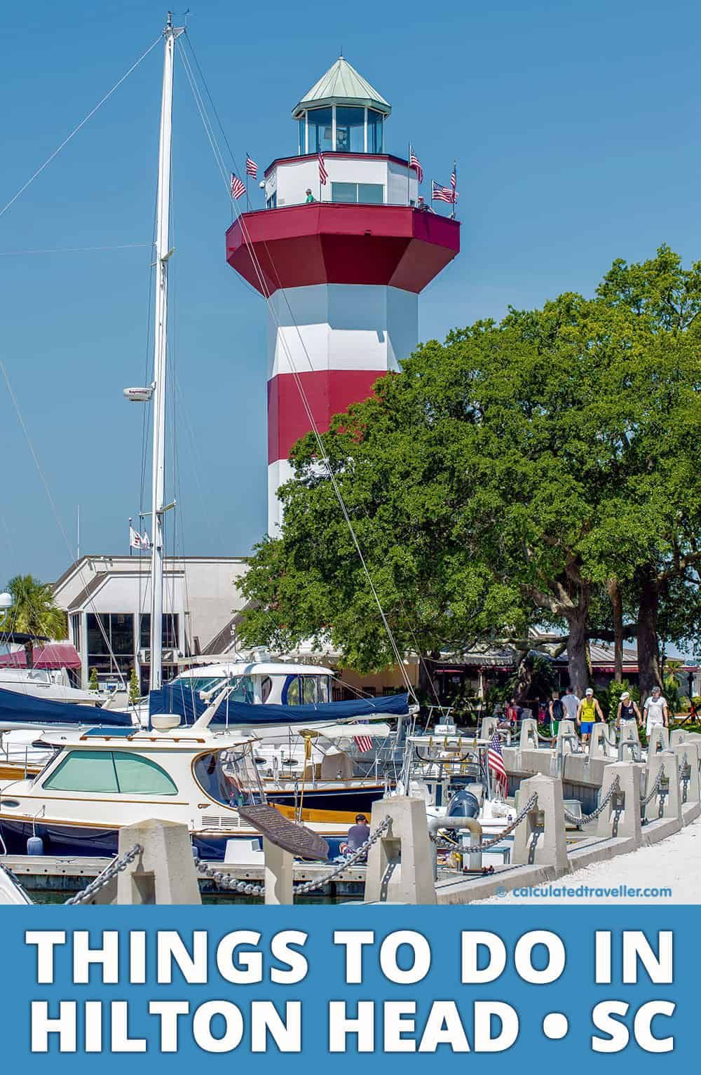 Top 5 Things To Do In Hilton Head South Carolina (With