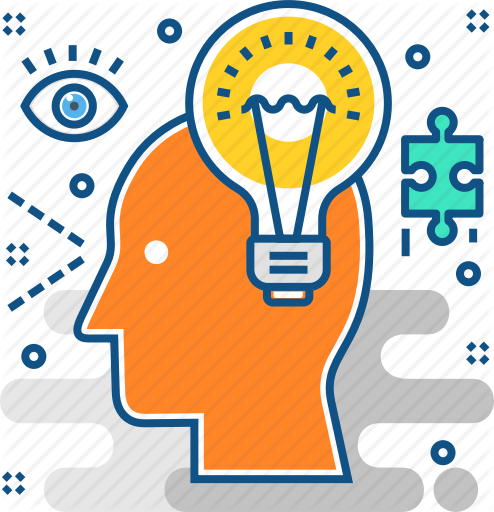 Defining Solution Bulb Creative Idea Puzzle Strategy Icon Download On Iconfinder Icon Creative Bulb