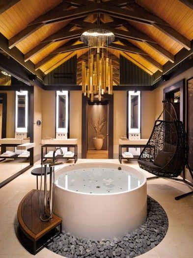 Velaa Private Island Amenagement Appartement Salle De Bain Design Deco Chambre Mansardee