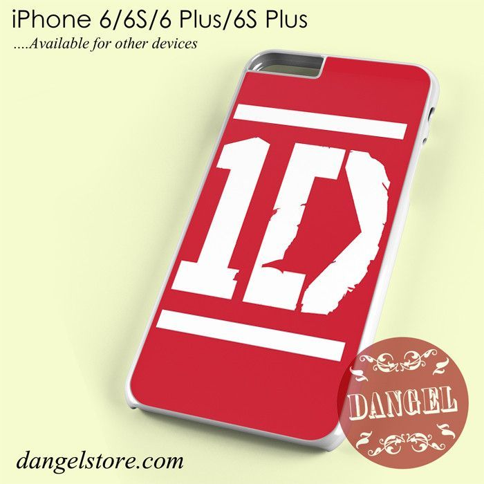 One Direction Logo Phone case for iPhone 6/6s/6 Plus/6S plus