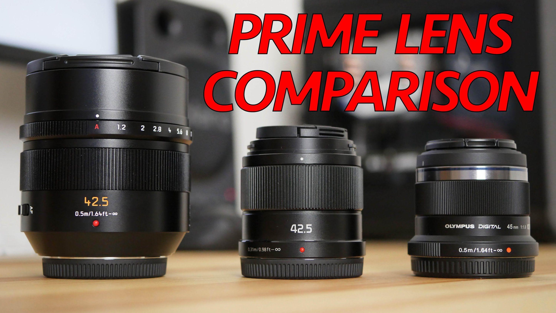 Panasonic 42 5mm F1 7 Review Vs 42 5mm F1 2 Olympus 45mm F1 8 Lens C Olympus Panasonic Commercial Music
