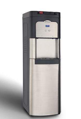 Whirlpool Self Cleaning Bottom Loading Hot And Cold Water Cooler