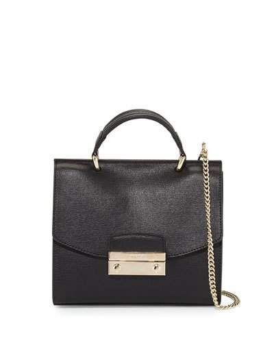 5fd474c62c14 FURLA Julia Mini Top Handle Crossbody Bag