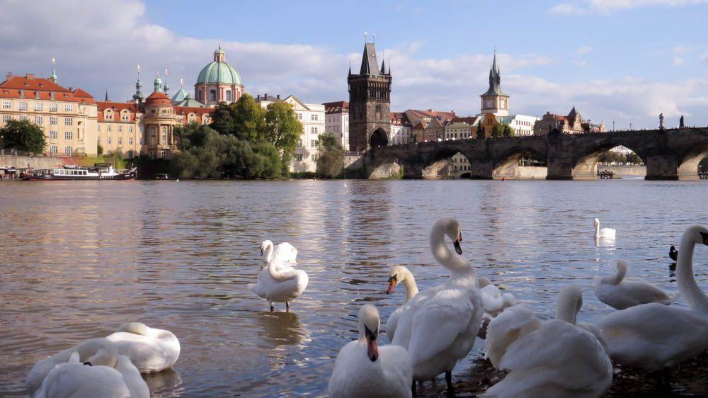 Praga - Republica Tcheca Foto: Ana Cris Wilerding