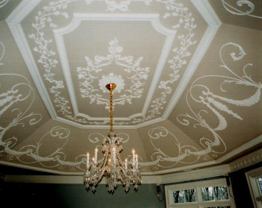 Custom Plaster Ceiling Design By Andrewsices On Deviantart