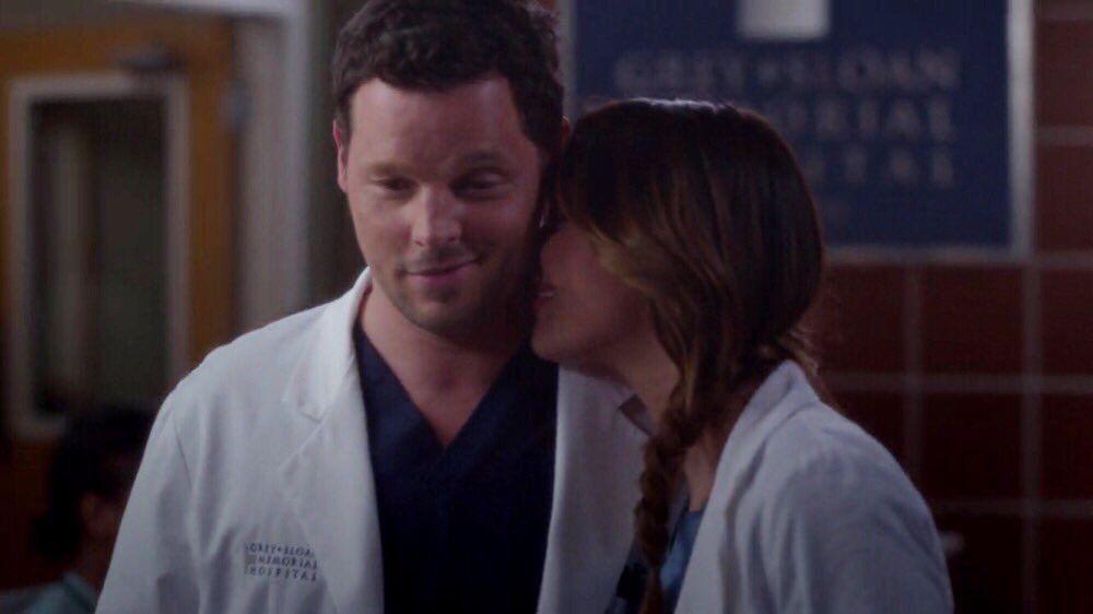 Grey\'s Anatomy: Jo & Alex | Television | Pinterest