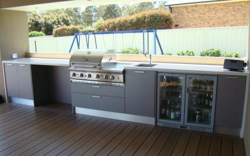 Hunter Kitchen King In Port Stephens Area Nsw Outdoor Kitchen