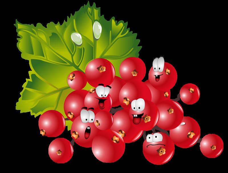 Смешные картинки ягоды, открытка днем рождения
