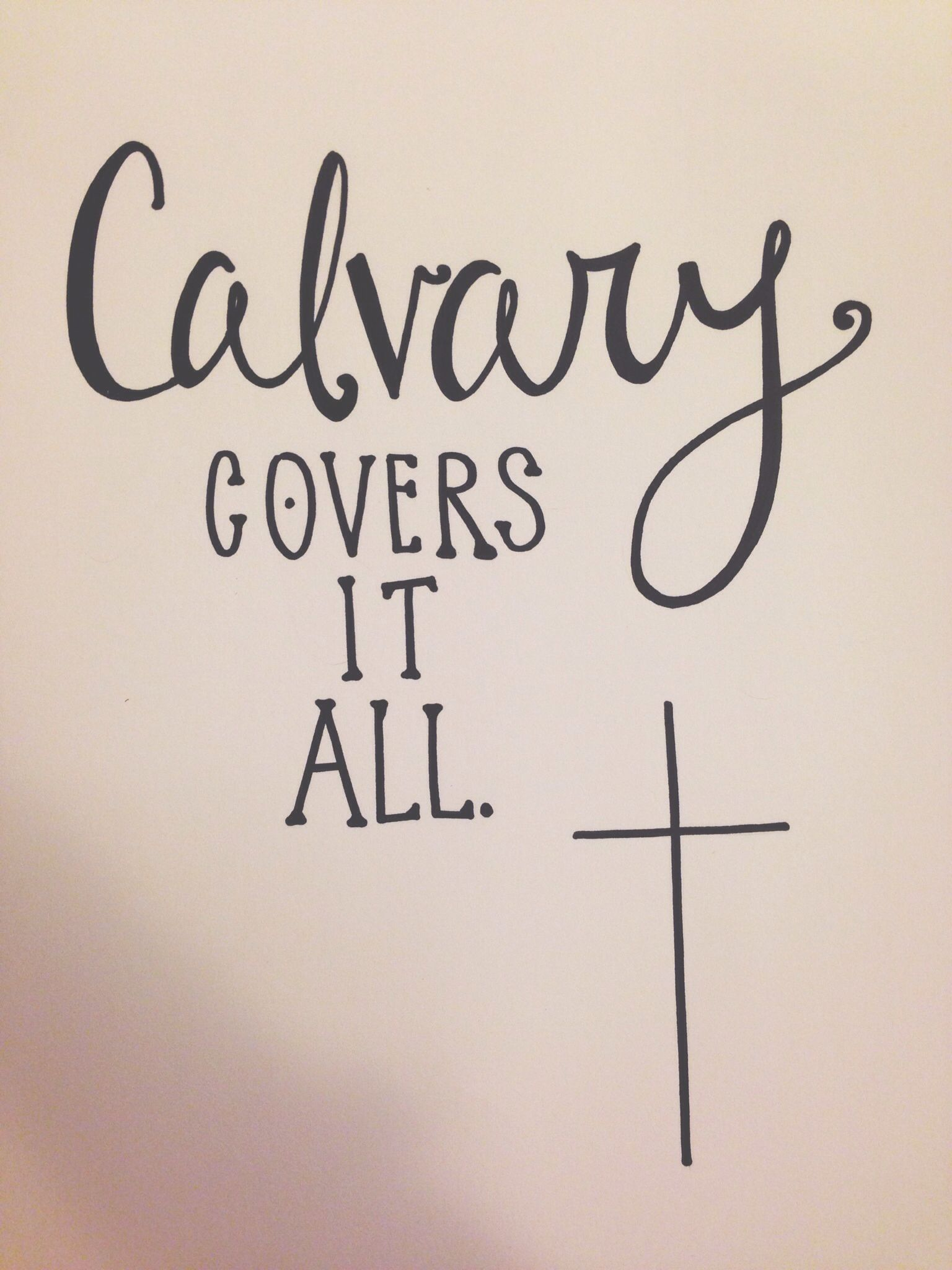 Calvary •new hillsong CD (No Other Name)